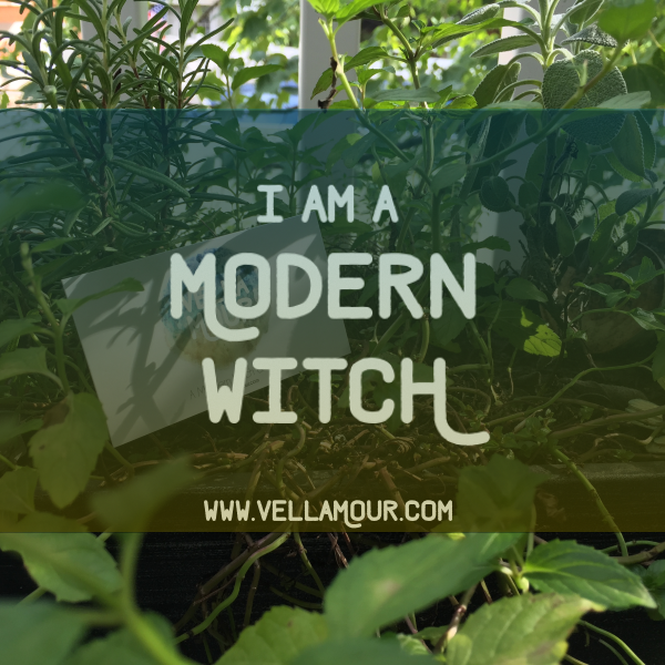 I am a Modern Witch